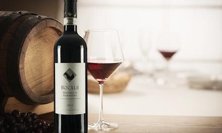 Wertgutschein über bis zu 150 € anrechenbar auf die gesamte Selektion exklusiver italienischer Weine von wineowine