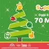 Bonus 12 € per Superenalotto più 12 € su tutte le Lotterie Sisal.it