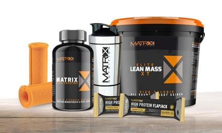Matrix lean mass xt