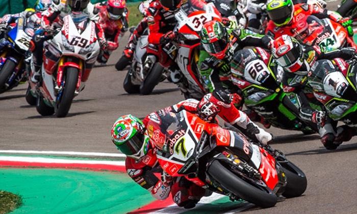 Mondiale Superbike Italian Round, Imola 2017 - Abbonamento tribuna e ingresso paddock dal 12 al 14 maggio, all'Autodromo