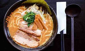 20% Off Asian Cuisine at Molly Ramen