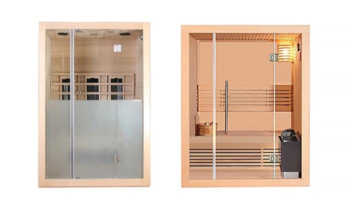 KBW Trading: Infrarot Sauna oder Klassische Sauna