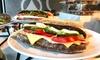 Kinkerstraat: broodje + frisdrank