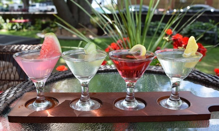 Martini, Wine, or Cocktail Flight for Two or Four at Madison Avenue Wine & Spirits (Up to 21% Off)