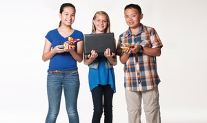 Sylvan Learning : Two-Hour Sylvan Robotics Class with Legos for One or Two Children at Sylvan Learning (Up to 74% Off)