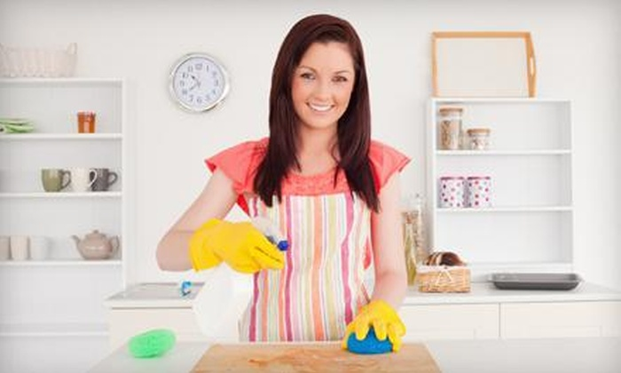 Your Family's Cleaning Services - Columbus: $130 for $289 Worth of Services — Your Family's Cleaning Services