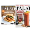 """Up to 56% Off """"The Local Palate"""" Magazine Subscription"""