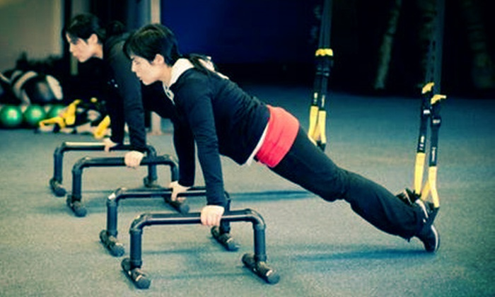 Double Impact Cardio - Toro Park: Four or Six Weeks of Boot-Camp Classes at Double Impact Cardio (64% Off)