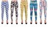 Women's Printed Leggings (5-Pack)