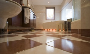 The Groutsmith: Tile and Grout Restoration Services from The Groutsmith (Up to 51% Off). Two Options Available.