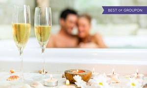 Cocoon spa: Spa privatif d'1h en espace intense avec un thé ou champagne pour 2 personnes dès 69,90 € au Cocoon Spa