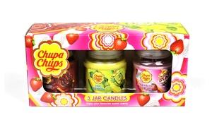 Set de bougies Chupa Chups