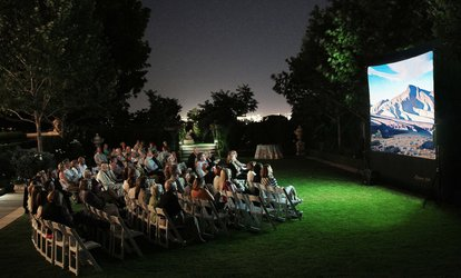 Bring Your Own Seat Open-Air Cinema with The Alfresco Film Company, 28 July - 7 September, 5 Locations (Up to 50% Off)