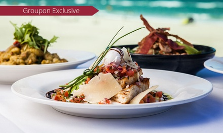 $25 or $50 to Spend on Breakfast, Lunch or Dinner at Burleigh Heads Mowbray Park SLSC