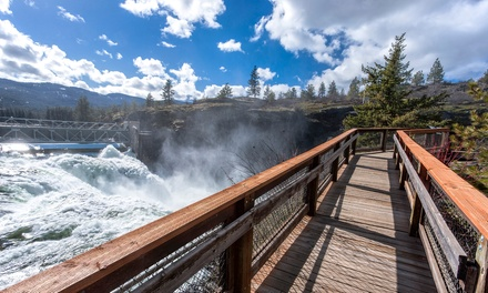 Stay at Silver Stone Inn & Suites in Post Fall, ID. Dates into July.