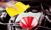 Grismer Tire & Auto Service Center - Multiple Locations: $17 for Oil-Change Package with 72-Point Inspection at Grismer Tire & Auto Service Center ($48.72 Value)