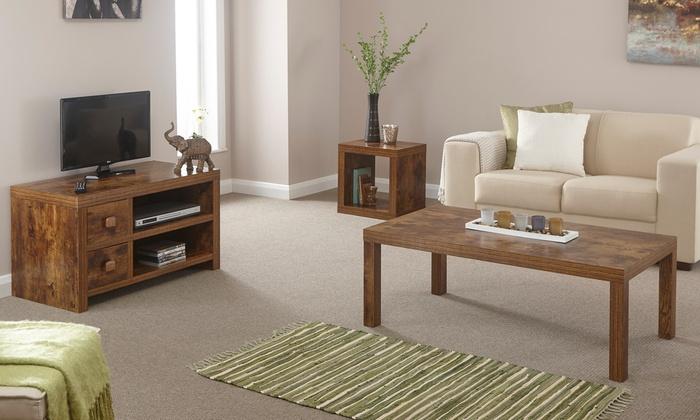 Jakarta living room furniture groupon goods for Living room furniture deals