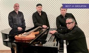 Neue Philharmonie Hamburg: GeoTRAIN Ethno-Jazz am Sa., den 17.12.2016, um 20 Uhr in der Laeiszhalle Hamburg (bis zu 35% sparen)