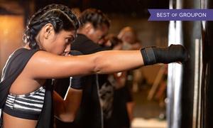 OLIMPIC GYM: 10 o 20 lezioni di Muay Thai, Jeet Kune Do o Pugilato per una o 2 persone da Olimpic Gym (sconto fino a 80%)