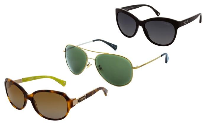 f8c8ea18c05 Coach Women s Sunglasses