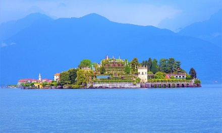 Lago Maggiore 4*: appartamento con colazione per 2 persone a 59€euro