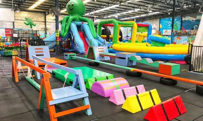 The Beach House Kids Fun Centre  Location Choose Your Deal Option   Passes  Or From  For Venue