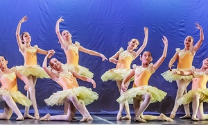 Just B...Dance: One-Week Summer Dance Camps for Kids 3-12 Years Old (Up to 53% Off). Three Options Available.