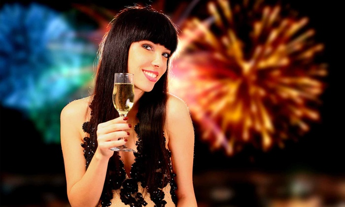 The News Lounge - Upper East Side: New Year's Eve Party Admission for One or Two at The News Lounge (Up to 46% Off)