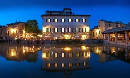 Toscana: 1 o 2 notti con cena e terme di Bagno Vignoni a 79€euro