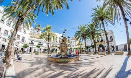 Andalucía: 5 noches en hotel 4* en Cádiz con pensión completa, excursiones guiadas y traslados para 1 persona