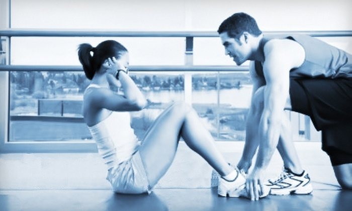 Fitness Together - Multiple Locations: Three Personal-Training Sessions at Fitness Together. Four Locations Available.