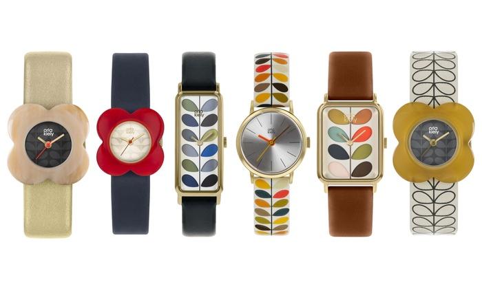 Orla Kiely Watches Groupon Goods