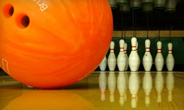 Foothills Bowling Center - Auburn: Bowling for Up to Six People at Foothills Bowling Center. Two Options Available.