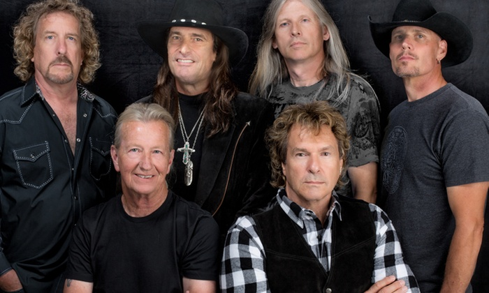 The Outlaws 40th Anniversary Tour! - Paramount Theater: The Outlaws 40th Anniversary Tour! on Friday, September 25, at 8 p.m.