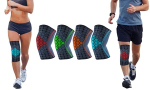 Elite 2.0 Copper-Infused Knee Support Compression Sleeve