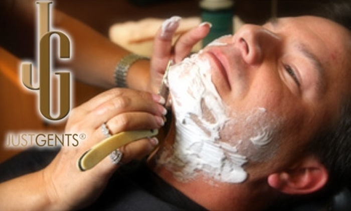 JustGents - Downtown Partnership: $25 for $50 Worth of Salon and Spa Services at JustGents in Sarasota