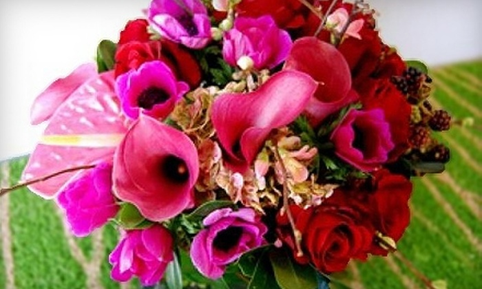 Fiori Flowers - Newlands: $25 for $50 Worth of Floral Arrangements and Gifts at Fiori Flowers in Boulder