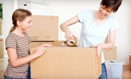Box Brothers: $30 Groupon toward Packaging, Supplies, and Shipping Services - Box Brothers in