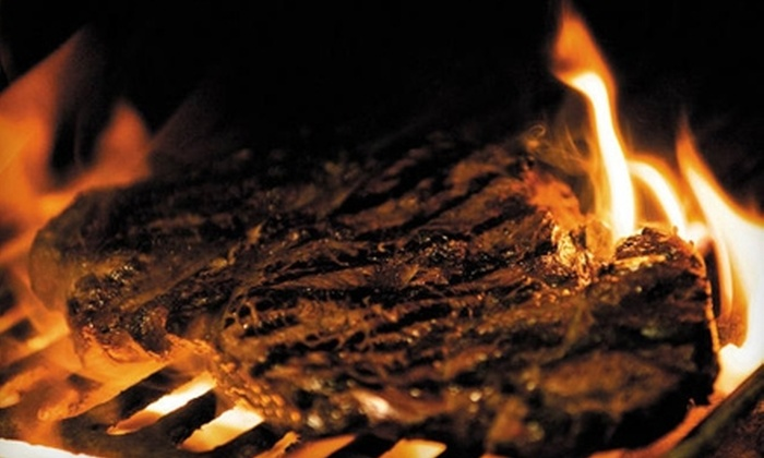 The Open Hearth - Wade Hampton: $20 for $40 Worth of Steak and Seafood Fare at The Open Hearth in Taylors