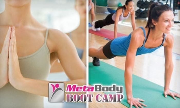 MetaBody - Multiple Locations: $20 for 20-Class Pass to MetaBody