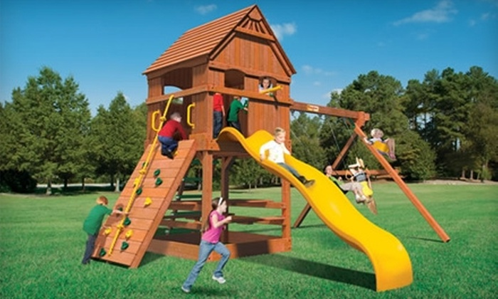 Playground World - Multiple Locations: $59 for a Weekday Birthday Party at Playground World ($119 Value). Two Locations Available.