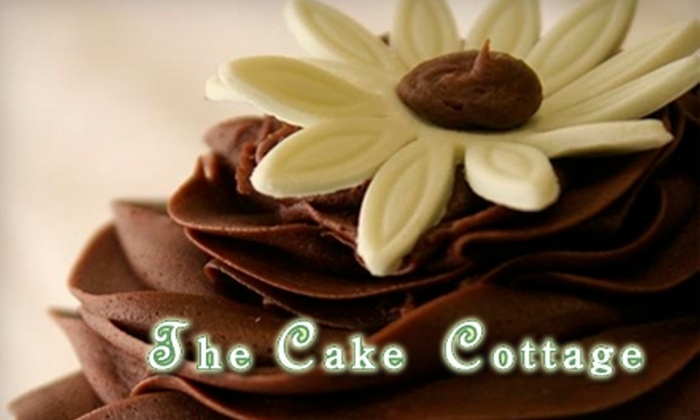 The Cake Cottage - Murrieta: $10 for a Half-Dozen Cupcakes at The Cake Cottage ($21 Value)