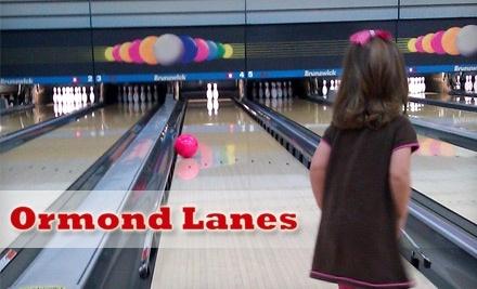 Ormond Lanes - Ormond Lanes in Ormond Beach
