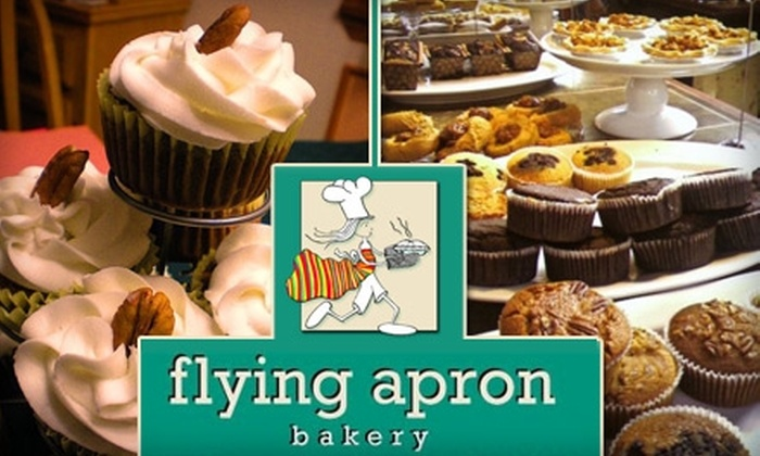 Flying Apron - Fremont: $6 for $12 Worth of Vegan, Gluten-Free, Wheat-Free Baked Goods at Flying Apron Bakery
