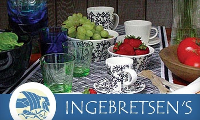 Ingebretsen's Scandinavian Gifts & Foods - Powderhorn Park: $20 for $40 Toward Knitting, Cooking, Cultural Classes, and More at Ingebretsen's Scandinavian Gifts & Foods