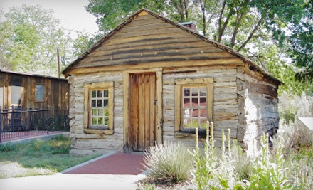 Centennial Village Museum:  Admission for 4 and a $10 Voucher to the Museum Store - Centennial Village Museum in Greeley