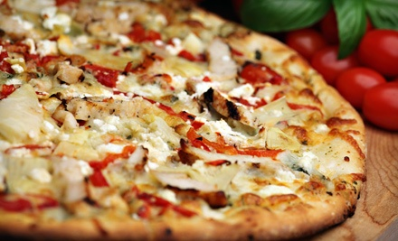 Pub Meal for Two - 327 Pizza & Pub in Coopersville