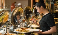 Friday Arabian or Thursday Tagalog night buffet with beverages at C.taste Restaurant at Centro Al Manhal by Rotana