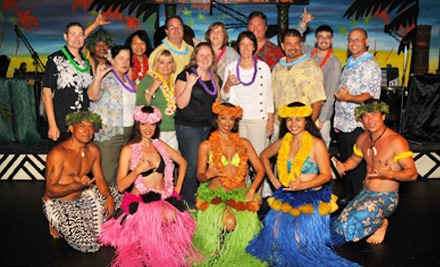 Dinner-Show Admission and a Buffet for 2 (a $79.90 value) - My Ohana Luau in Daytona Beach Shores