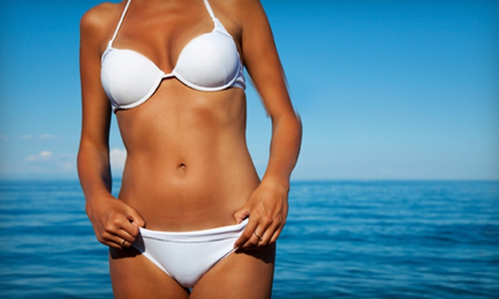 Bronze Touch Tan Spa - Ballwin: $26 for a Month of Unlimited Bed Tanning or One Airbrush Tan at Bronze Touch Tan Spa in Wildwood (Up to $53.90 Value)